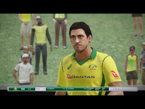 Ashes Cricket Australia vs South Africa 2017