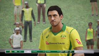 Ashes Cricket Australia vs South Africa 2017