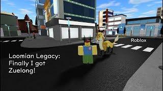 Loomian Legacy: Finally I got Zuelong! | Roblox