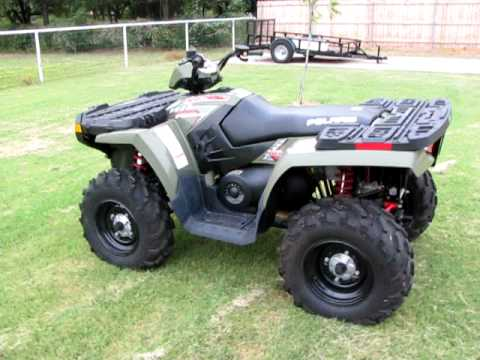 quad polaris sportsman 700 twin