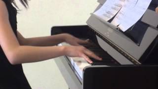 Edvard Grieg Notturno op 54 no 4 (グリーグ ノクターン 54-2)