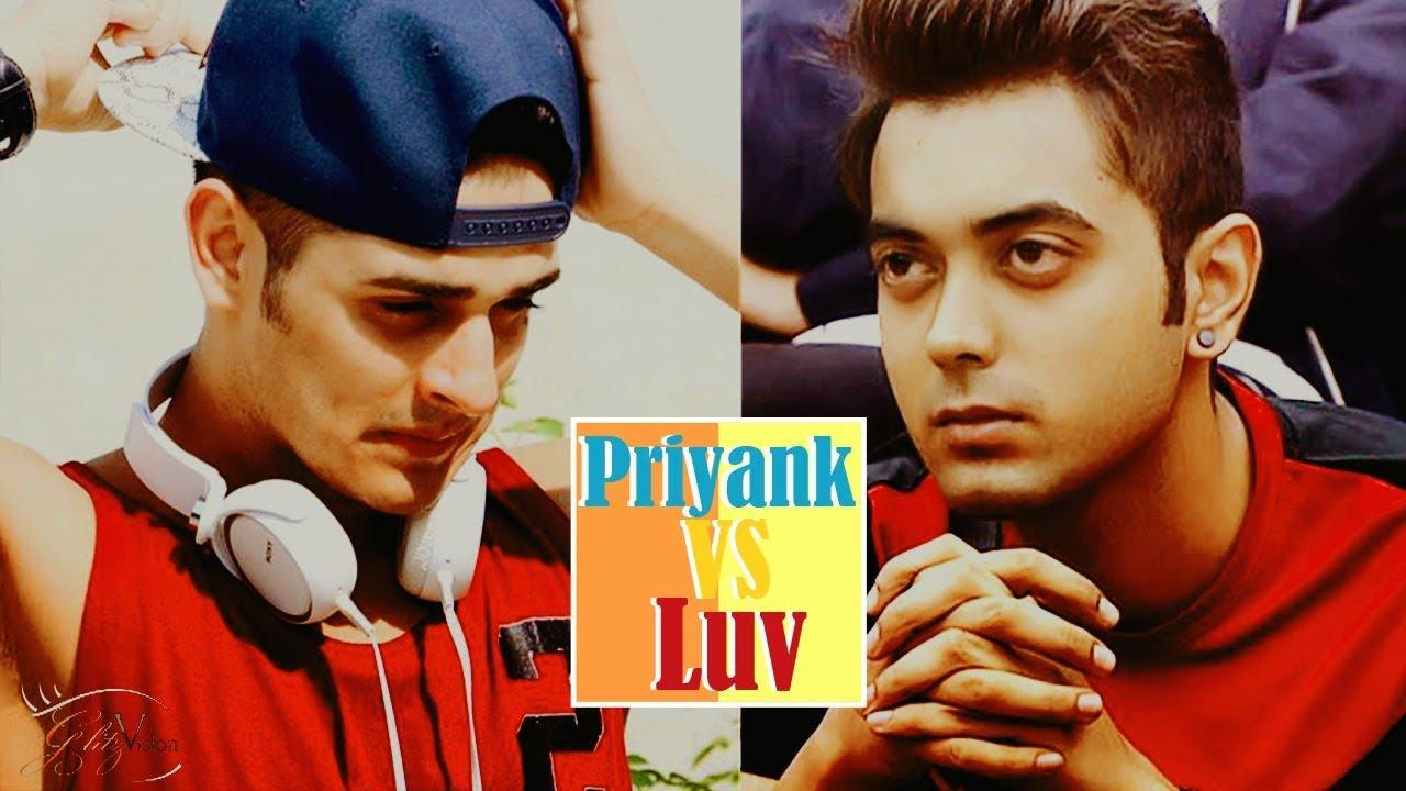 Image result for LUV TYAGI VS PRIYANK