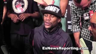 Floyd Mayweather How He Got His Nickname - Esnews Boxing