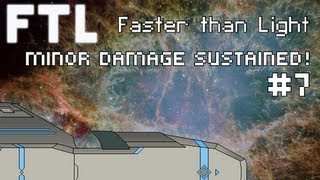 Modding FTL with Chaotic Law Episode 7 - Minor Damage Sustained!
