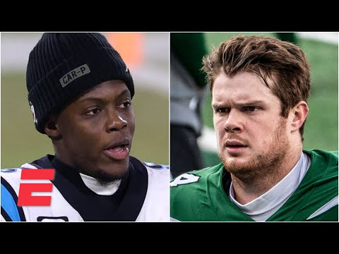 What is Teddy Bridgewater's future after the Panthers traded for Sam Darnold? | KJZ