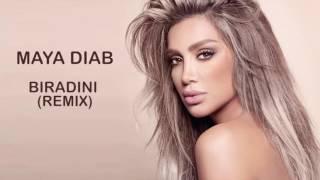 مايا دياب بيراضيني (ريميكس) - Maya Diab Biradini (Remix )