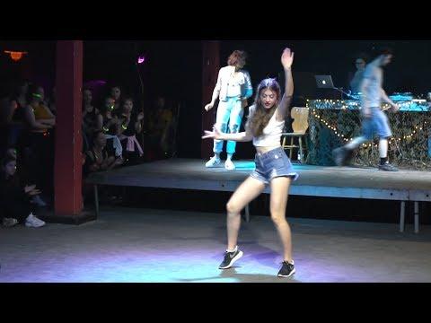 Vybz Kartel, Wiz Kid - Wine To The Top dancehall solo by Michalina Danke | So Fly Show