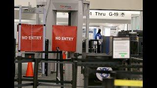 Because of the TSA shortage during the government shutdown, MIA on Saturday closes terminal
