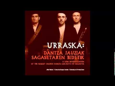 Zazpi Jauziak (markaturik) :: Urraska :: Aiko taldea