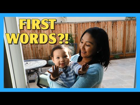 First Words?!