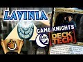 Lavinia – Game Knights Deck Tech l The Command Zone #252 l Magic: the Gathering EDH