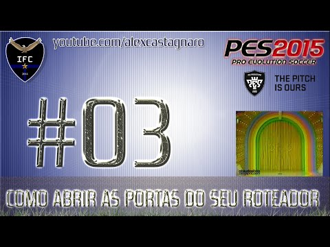 PC]PES 2015 UDP Port issue (please make sure your network settings