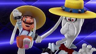 Super Mario Odyssey - Rango (Broodal) Costume Gameplay (DLC Showcase)