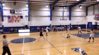 Women's Basketball vs. Milligan College B thumbnail