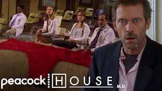The Legend Of Cuddy's Thong | House M.D.
