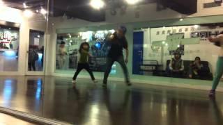 20131201 HRC KIDS 筱璇老師-mv舞蹈 Girls Day - Twinkle Twinkle