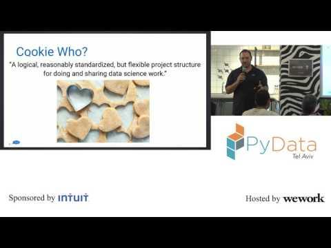 PyData Tel Aviv - Lightning Talks Part 2