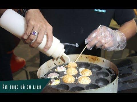 Bánh bạch tuộc Takoyaky – Ẩm thực đường phố hút giới trẻ