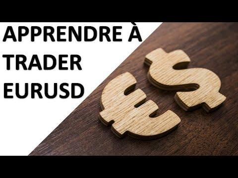 EURUSD TRADING 💶 TOUT Pour TRADER L'EURO DOLLAR ❗️
