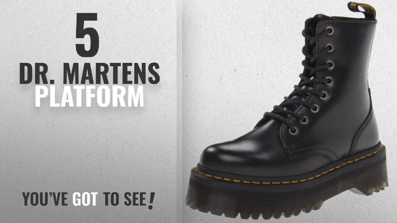 8066b4c284b Top 5 Dr. Martens Platform  2018   Dr. Martens Women s Jadon Boot ...