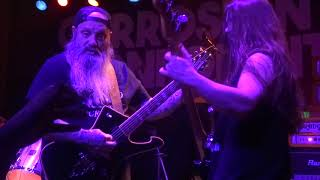 Crowbar - Walk With Knowledge Wisely - Live at the Beachland - 2019