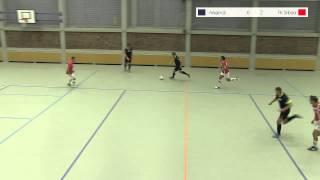 Arsenal Berlin gegen FK Srbija - 14:4 - alle Tore im Überblick