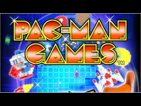PAC-MAN GAMES - IPad 2 - HD Gameplay Trailer