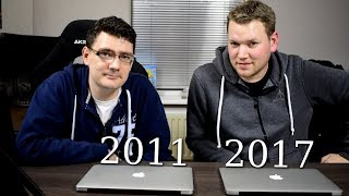 MacBook Air 2011 vs 2017 (Comparison) Is it worth it?