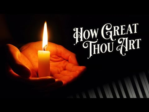 How Great Thou Art - Piano Tutorial