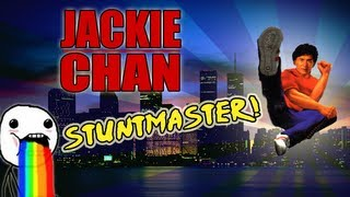 Jackie Chan Stuntmaster - Matando a Saudade / This is my Lucky Day!! (PS1)
