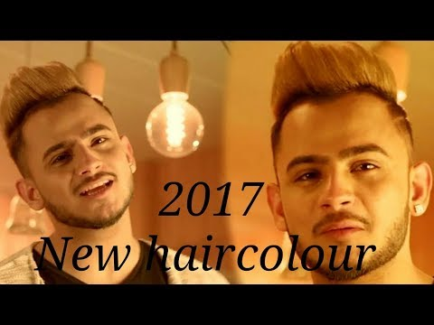 Milind gaba haircolour tutorial 2017| Blonde.