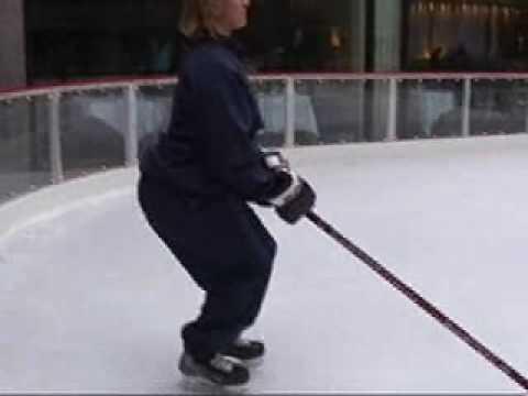 Skating 101 With Angela Ruggiero