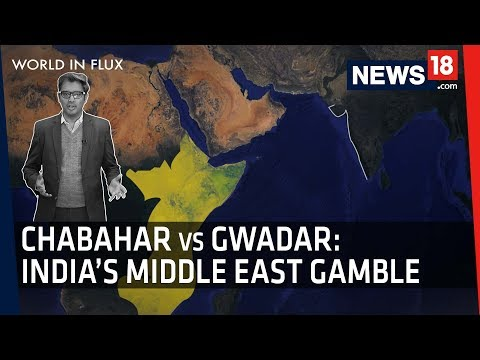 Indo-Pak Geopolitics | Can India's Chabahar Port Rival China & Pakistan's CPEC | World in Flux
