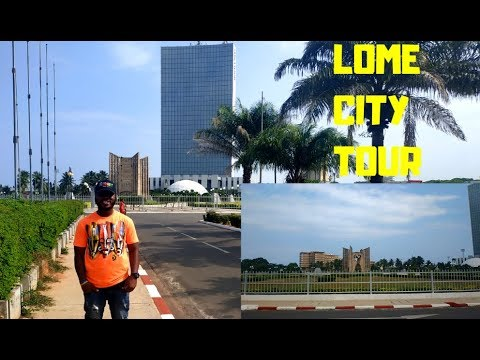 TOGO Vlog 3 | REPUBLIQUE DE TOGO- LOME CITY TOUR | Grand Marché