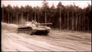 Танк Т-54, Т-55. Немецкий клип