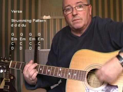 I Hope You Dance - Lee Ann Womack - Beginner Acoustic Guitar Lesson