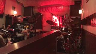 2017.12/9 吉川&青山DUO Live at MOKUBA  前半