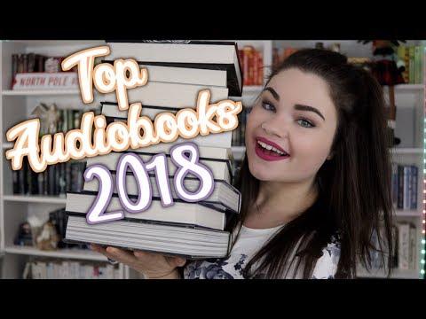TOP AUDIOBOOKS OF 2018