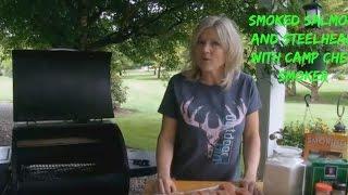 Sporting Chef Tv - Tiffany Haugen - Smoking Salmon And Steelhead