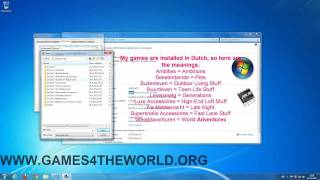 How to add The Sims 3 to the DEP by *Games4theworld*