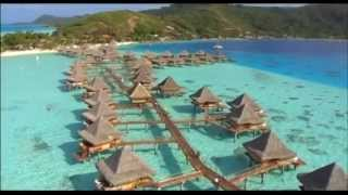 INTERCONTINENTAL BORA BORA LE MOANA Resort Tahiti,Travel Videos