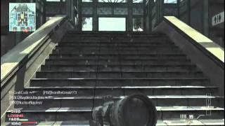 Modern Warfare 3 L118A Sniping