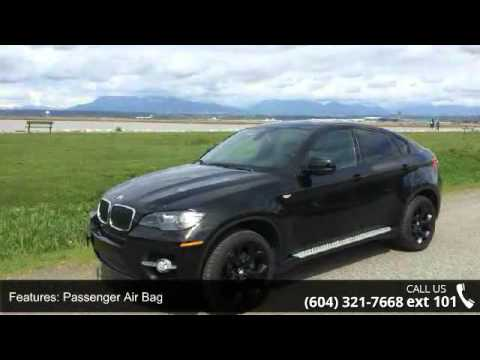 2010 Bmw X6 Awd 4dr 35i Black Edition Youtube