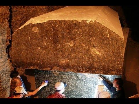 Giant Underground Stone