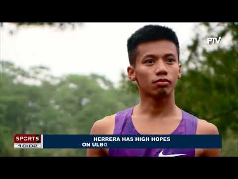 SPORTS NEWS: Herrera has high hopes on Ulboc in Malaysia SEA Games