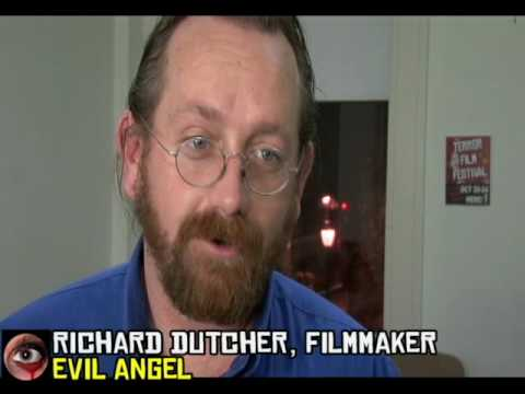 Filmmaker Richard Dutcher at Terror Film Festival