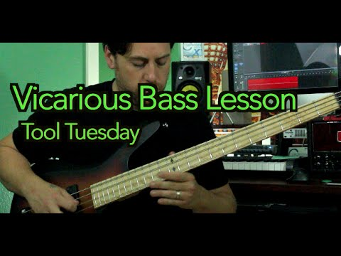 Vicarious Bass Lesson Tool Tuesday