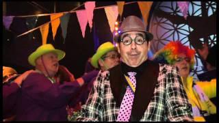 Michel Wolsink met Carnavalskraker