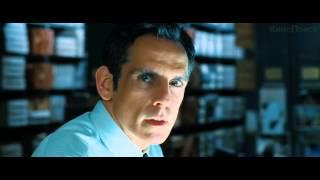Невероятная жизнь Уолтера Митти   Русский Трейлер '2013'  HD