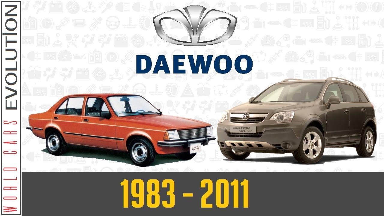 W.C.E. Daewoo Evolution (1983 - 2011)
